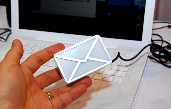 regalos originales USB Webmail Notifier