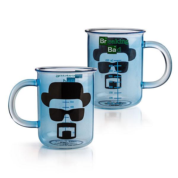 taza breaking bad vaso de precipitado