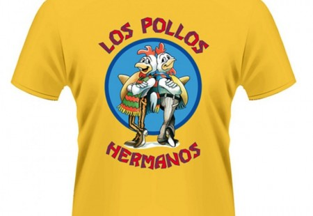 Camiseta Los Pollos Hermanos – Breaking Bad
