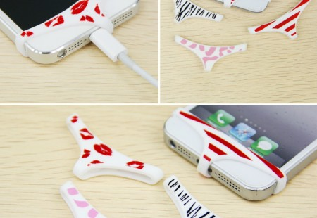 Funda Ropa Interior para iPhone