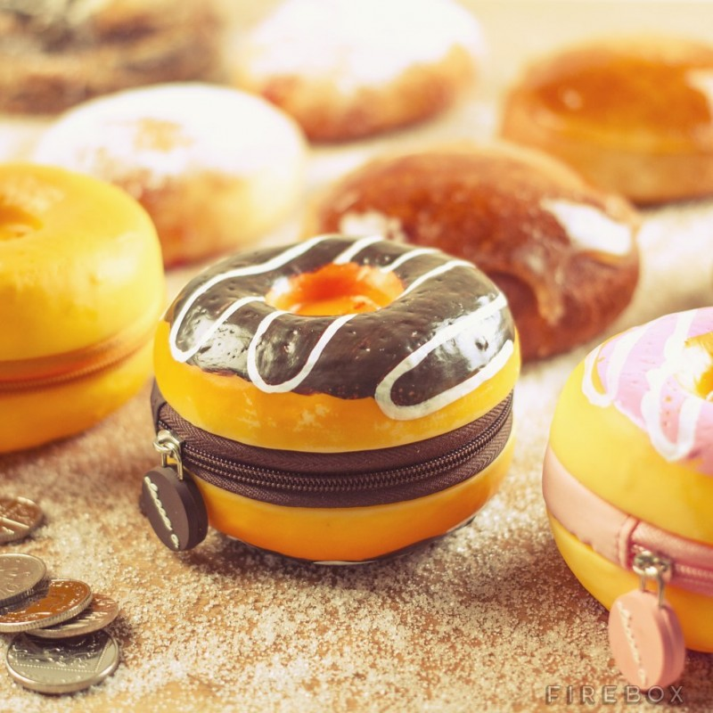http://www.firebox.com/product/6509/Scented-Doughnut-Coin-Purses