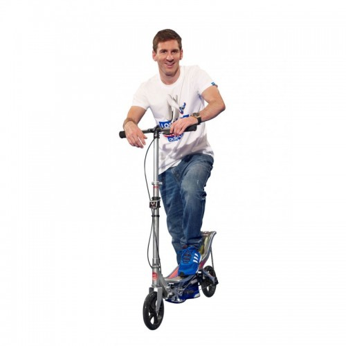 Spacescooter Messi