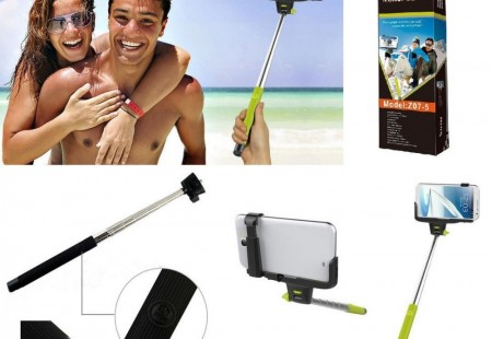 Extensible para Selfies con Bluetooth