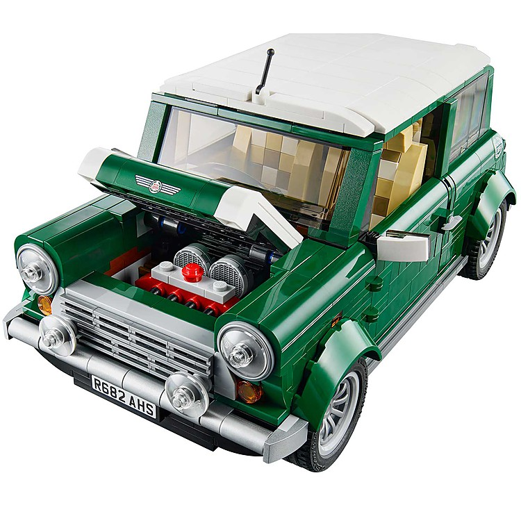 Regalos Originales Lego Mini Cooper