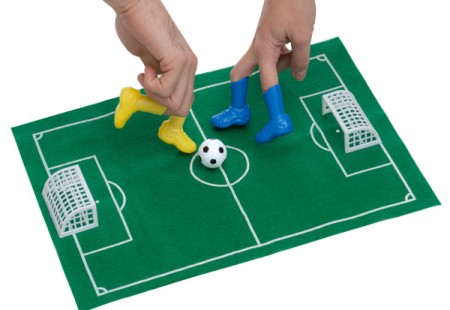 "Fútbol con los Dedos ""Fingers Football"""