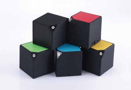 Altavoz Bluetooth Cube de CoolBox
