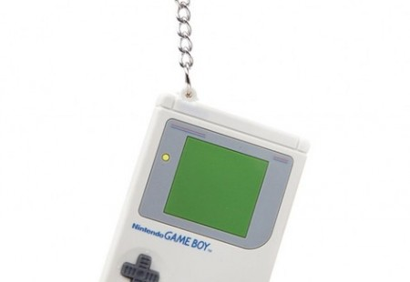 Llavero Nintendo Game Boy