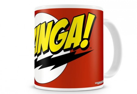 Taza Bazinga The Big Band Theory