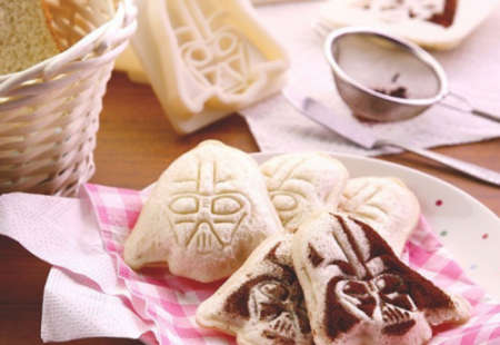 Molde para Sandwiches de Star Wars