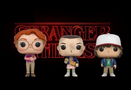 Figuras Pop Stranger Things