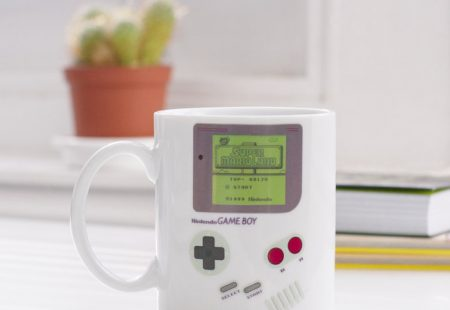 Taza Mágica Game Boy Nintendo