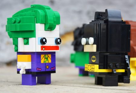Lego Brick Headz Superhéroes